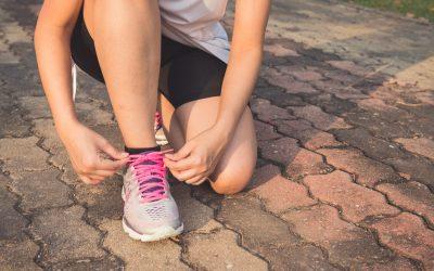 Rhianna Colyer ran a Half Marathon