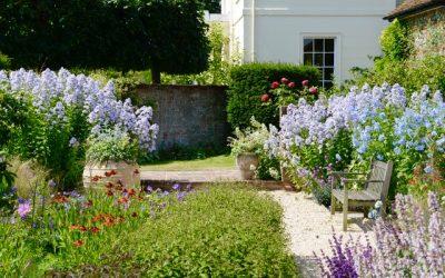 Alscot Lodge open garden