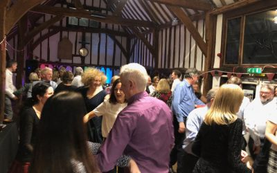 Harefield Healing Garden Burns Night Ceilidh 2020