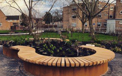Garden Progress despite lockdown#3