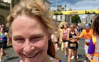 Sponsor Fiona for her Half Marathon challenge